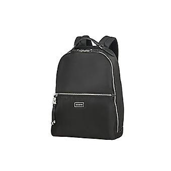 Samsonite BACKPACK 14.1 Inches (BLACK) -KARISSA BIZ Backpack Casual.39 cm, Black