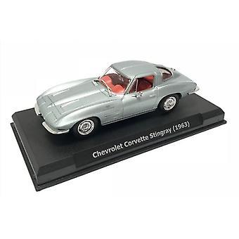 Coche fundido a troquel modelo de Chevrolet Corbeta Stingray (1963)