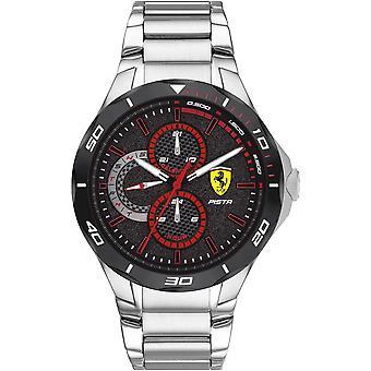 Scuderia Ferrari SF830726 PISTA Heren Horloge
