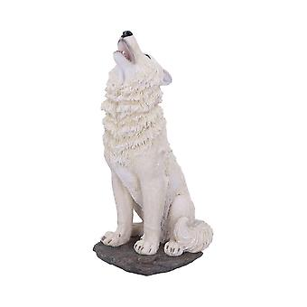 Nemesis Now Storms Cry White Wolf Large Figurine
