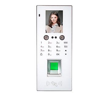 Time Attendance Access Control Face & Fingerprint & Password & Card