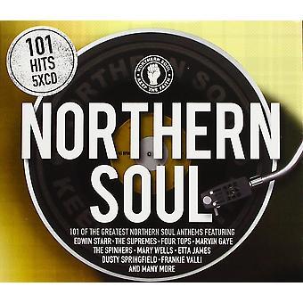 101 Northern Soul CD