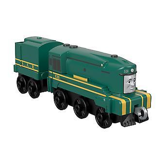 Trackmaster -- توماس والأصدقاء دفع على طول شين الشكل