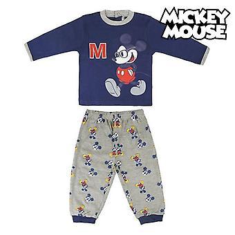 Children's Pyjama Mickey Mouse Navy blue