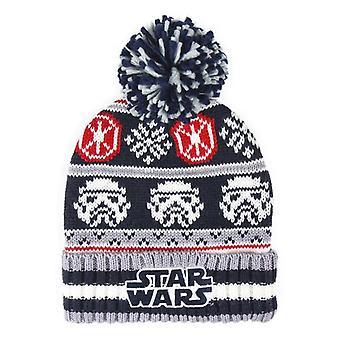 Child Hat Star Wars Navy Blue