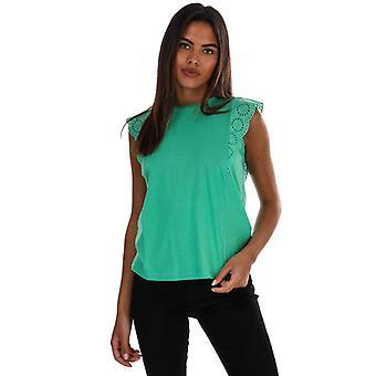 Jersey Vero Moda Hollyn Femenino Top en Verde