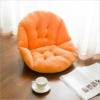 Shell Surrounded By Plush Thickened Warm Cushion Student Chair Cushion One Office Dining Chair Butt Cushion