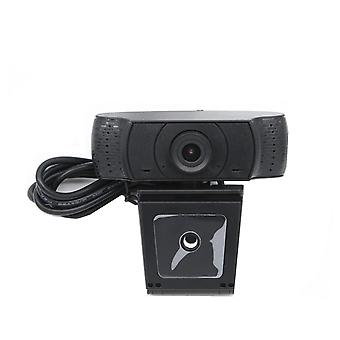 Webbkamera 1080p Full HD med inbyggd mikrofon och lock