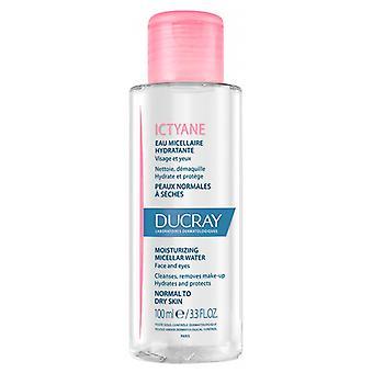 Ducray Agua Miceral Hidratante & Desmaquillante 100 ml