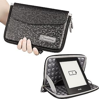 Eva Water Repellent Tablet Sleeve Cover Case Pu Leather Hand Storage Carrying Protective Pouch Bag