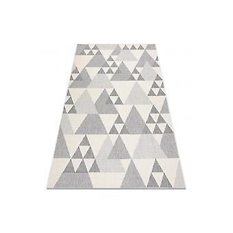 Matto SPRING 20409662 kolmiot sisal, silmukoitettu - kerma