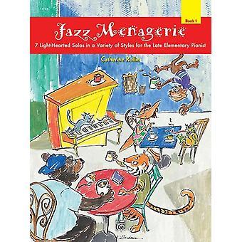 Jazz Menagerie, Book 1