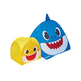 Baby Shark Vyskakovací Play Stan a Tunel