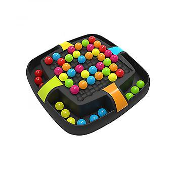 Rainbow Ball Elimination Game Rainbow Puzzle Magic Chess Toy Kit For Kid Adult