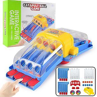 Catapult basketball toy mini shooting finger basket battle desktop game educational toys lc1238
