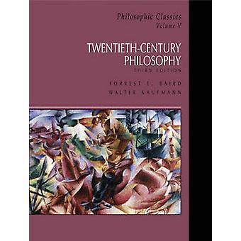 Philosophic Classics Volume V