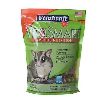 Vitakraft VitaSmart Complete Nutrition Sugar Glider Food - 28 oz