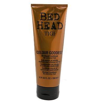 הצבע ראש המיטה tigi מרכך שמן (עבור שיער צבעוני) 200ml/6.76 oz