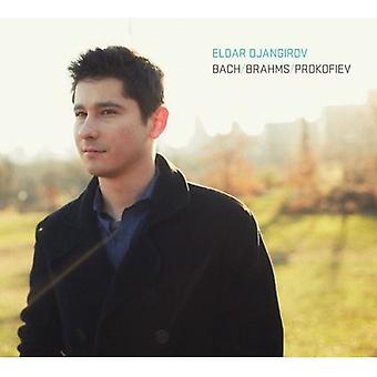 Eldar Djangirov - Bach, Brahms, Prokofiev [CD] USA import