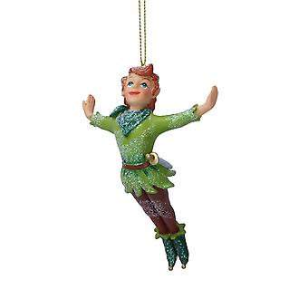 Gisela Graham Resin Peter Pan Decoration