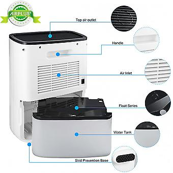Airplus 2.5l Home Air Semiconductor Dehumidifier Moisture Absorbing Air Purify