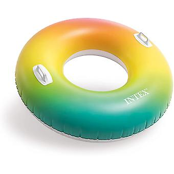Outdoor Game - Inflatable Buoy With Handles - 119cm