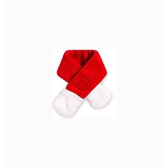 Christmas Costume Outfit Set Reindeer Antlers Headband Santa Hat Scarf,cloak S