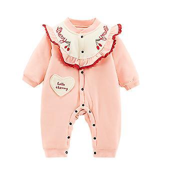 בגדי כותנה חמים לתינוקות לילדים