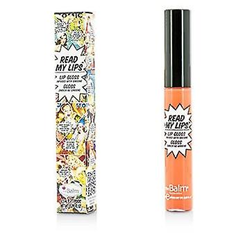 Thebalm Read My Lips (Lip Gloss Infundused With Ginseng) - #pop! - 6,5 ml/0,219 Unzen