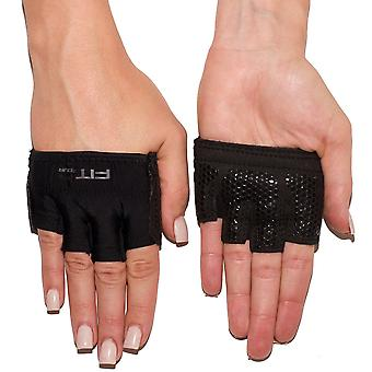 Fit Four The Gripper Fitness Weight Lifting Gloves - Black