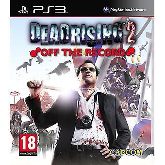 Dead Rising 2 aus dem Datensatz PS3-Spiel