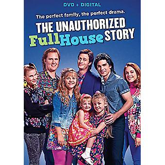 Unauthorized Full House Story [DVD] USA import