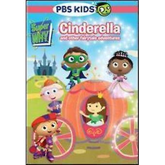 Super Warum: Cinderella & andere märchenhafte Abenteuer [DVD] USA importieren