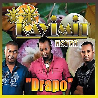 Kayimit Konpa - importation USA Drapo [CD]