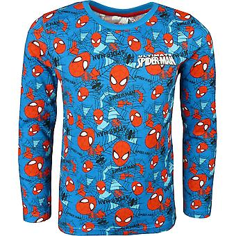 Jungen Marvel Spiderman Long Sleeve Top