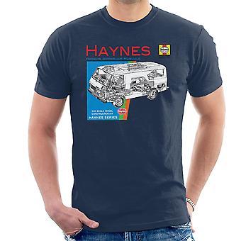 هاينز أصحاب ورشة عمل يدوي 0637 فولكس فاجن الملازم فإن تي شيرت للرجال