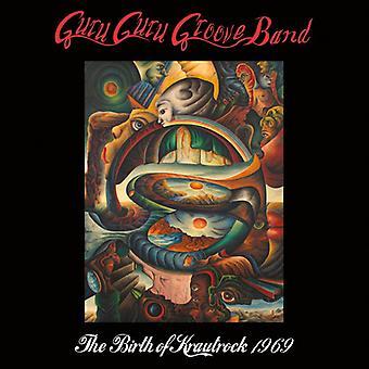Guru Guru Groove Band - Birth of Krautrock 1969 [CD] USA import