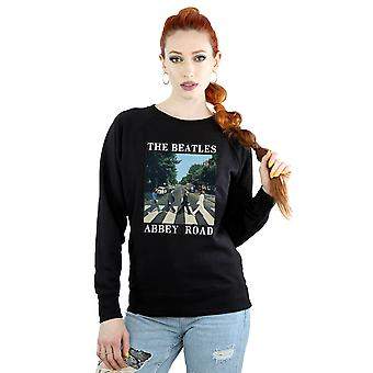Die Beatles Frauen Abbey Road Sweatshirt