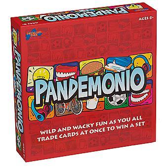 Drummond Park Pandemonio peli