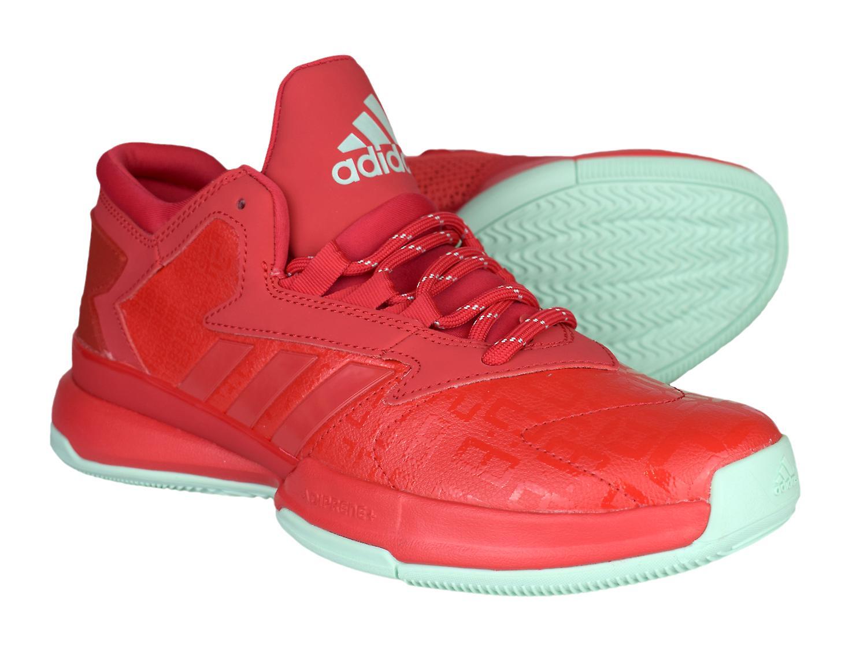 Adidas Performance Red Street Jam II Mens Sport Trainers AQ8010