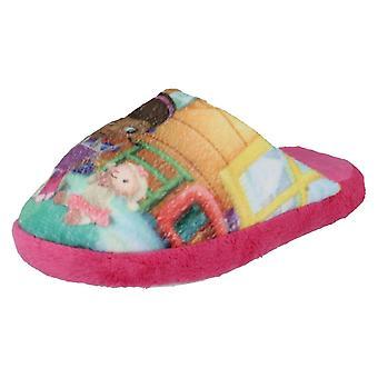 Ragazze Disney DOC McStuffins pantofole D93641