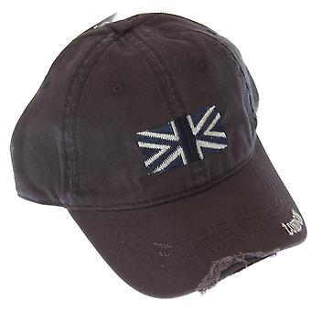 London Union Jack Great Britain Design Baseball Cap