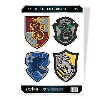 تعيين هاري بوتر ملصقا ورقة البيت كريست هوجوورتس A4 الرسمية الجديدة