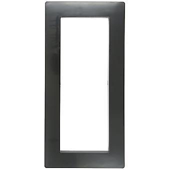 SP1085FBLK هايوارد المصفاة المفاجئة على الوجه لوحة الغلاف-أسود