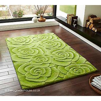 Valentine groen tapijt