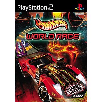 Hot Wheels World Race (PS2) - Nouvelle usine scellée