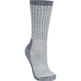 Trespass Mens Strolling AntiBlister Merino Wool Walking Outdoor Socks