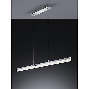 Трио освещения Sandro современный хром металл кулон