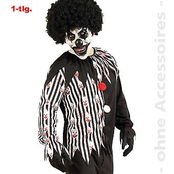 Fantasia de horror palhaço fantasia mens horror palhaço Halloween mens