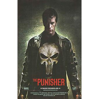 The Punisher Movie Poster (11 x 17)